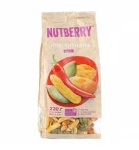 Смесь орехов и сухофруктов Nutberry пикантная, 220г