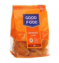 Абрикос Good Food сушеный, 450г