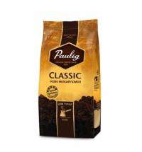 Кофе молотый Paulig Classic для турки 200г пачка