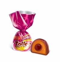 Конфеты фасованные Красный Октябрь Toffee Originali с начинкой, 250г
