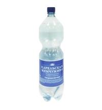 Минеральная вода Карельская Жемчужина газированная 1,5 л, ПЭТ
