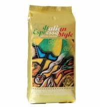 Кофе в зернах Paradise Эспрессо Голд 1кг, пачка