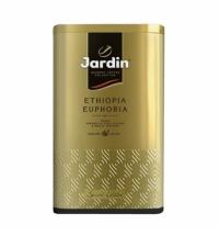 Кофе молотый Jardin Euphoria (Эйфория), 250г, ж/б