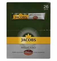Кофе порционный Jacobs Monarch 26шт х 1.8г, растворимый, коробка