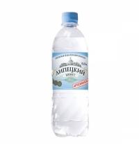 Вода питьевая Липецкий Бювет без газа, 500мл х 12шт, ПЭТ