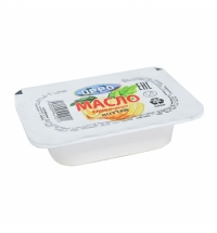 Масло сливочное Uppo порционное, 82.5%, 10г х 6шт