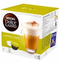 Кофе в капсулах Dolce Gusto Cappuccino 16шт