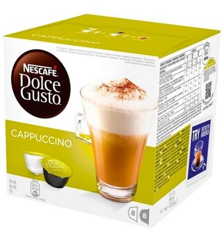 фото: Кофе в капсулах Dolce Gusto Cappuccino 16шт