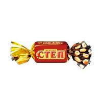 Конфеты фасованные Славянка Золотой степ арахис и карамель, 1кг