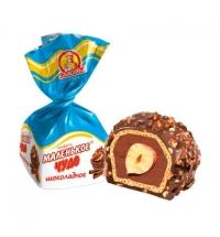 Конфеты фасованные Славянка Маленькое чудо шоколадные, 1кг