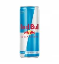 Напиток энергетический Red Bull без сахара, 250мл, ж/б
