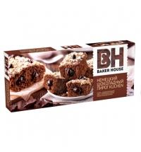 Пирог Baker House Kuchen шоколадный, 350г