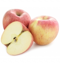 Яблоки красные Сербия, кг, лоток, НДС 10%