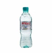 Архыз 0,5 л вода минеральная негазированная, ПЭТ