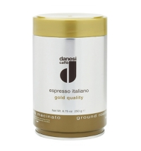 Кофе молотый Danesi Gold 250г ж/б