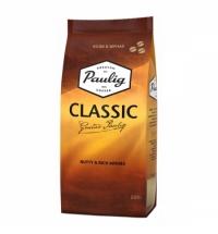 Кофе в зернах Paulig Classic 250г пачка