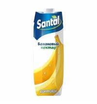 Нектар Santal Parmalat банан, 1л