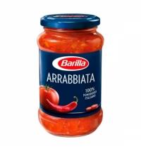 Соус Barilla для пасты Arrabbiata, томатный с перцем Чили, 400г