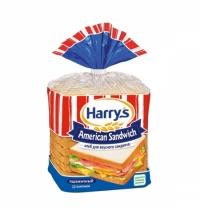 Хлеб Harry's Аmerican sandwich пшеничный, 470г, в нарезке