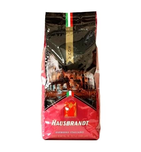 фото: Кофе в зернах Hausbrandt Roma (Рим) 1кг пачка