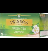 Чай Twinings Jasmine Green Tea, зеленый, 25 пакетиков