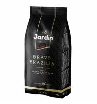 Кофе молотый Jardin Bravo Brazilia (Браво Бразилия) 250г пачка