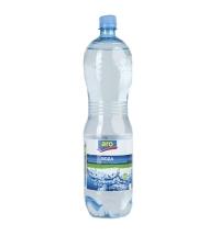 Аро вода питьевая газированная, 1.5 л, ПЭТ