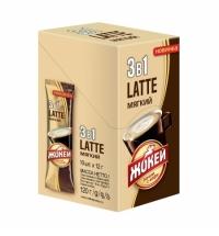 Кофе порционный Жокей Мягкий 3в1 10шт х 12г растворимый, коробка