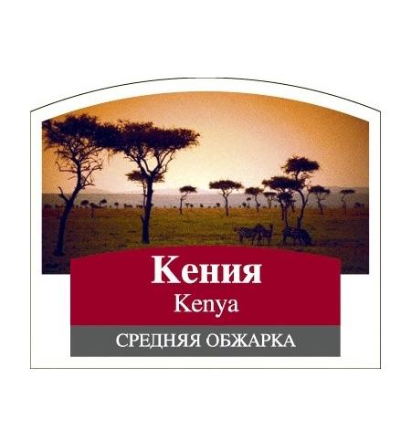 фото: Кофе молотый Монтана Кофе Кения 250г