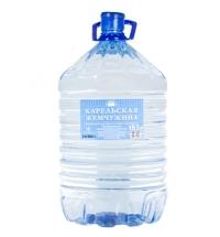 Минеральная вода Карельская Жемчужина без газа, 18,5 л, ПЭТ
