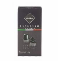 Кофе в капсулах Rioba Intenso 10шт