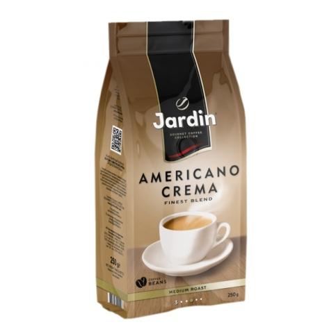 фото: Кофе в зернах Jardin Americano Crema (Американо Крема) 250г пачка