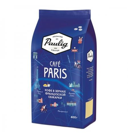 фото: Кофе в зернах Paulig Paris 400г пачка