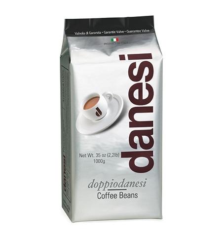 фото: Кофе в зернах Danesi Doppio 1кг пачка