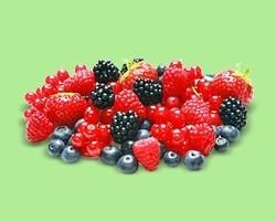 Свежие ягоды