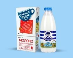 Молоко - 3.8 кг