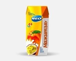 Молочные напитки - Молочносоковый напиток