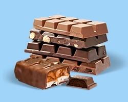 Шоколад - Арахисовые